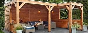 Grill überdachung Holz : berdachung aus holz hier g nstig kaufen qs ~ Buech-reservation.com Haus und Dekorationen