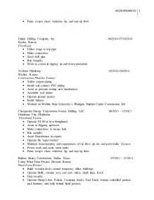 rig resume cover letter jacob a hendricks floorhand resume and cover letter 09262014