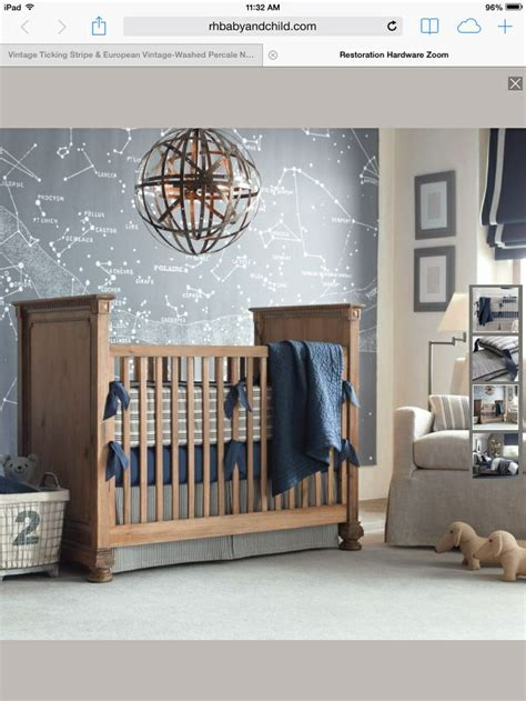 restoration hardware baby bedding someday pinterest