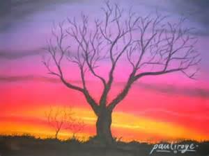 Chalk Pastel Painting
