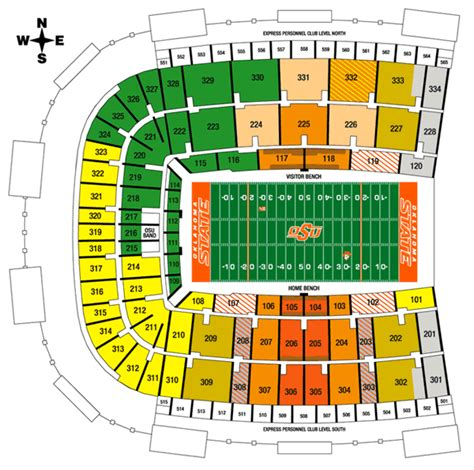 Get Oklahoma State University Football Stadium  Pictures