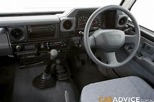2008 Toyota Landcruiser 70
