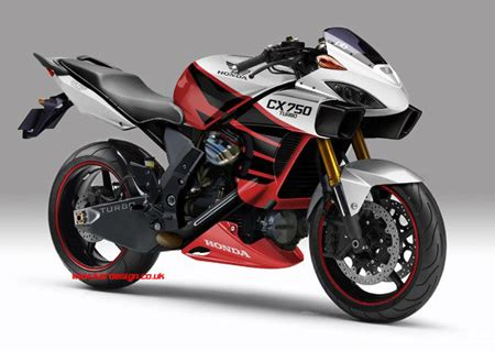Modification Yamaha Niken by Honda Cx Turbo Best Photos And Information Of Modification