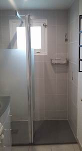 Pose D Une Douche À L Italienne : pose d 39 une douche l 39 italienne artech habitat ~ Melissatoandfro.com Idées de Décoration