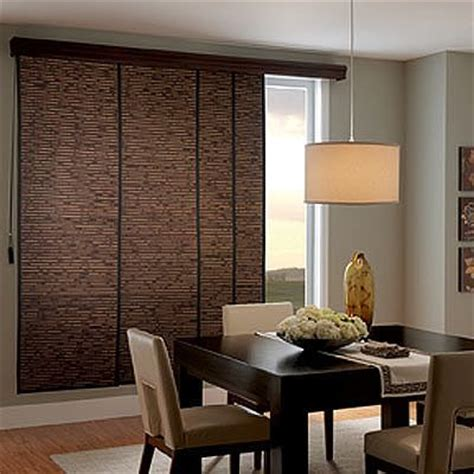 possible alternative to vertical blinds for sliding glass