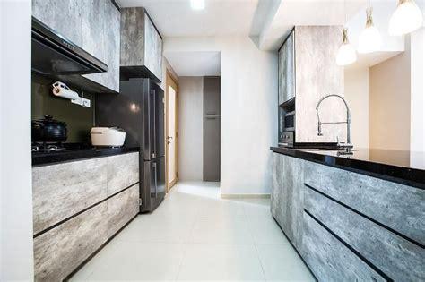 White Kitchen Countertop Ideas - 8 galley kitchen design ideas