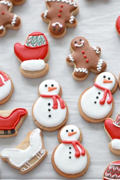 This year, you might have taken on more baking projects than ever before, with days spent making breads the act of making christmas cookies is supposed to be fun, messy, and delicious. Mini Advent Calendar Cookies   Sweetopia