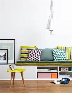 Coussin Pour Banc Ikea : 1000 id es propos de coussins de banquette sur ~ Dailycaller-alerts.com Idées de Décoration