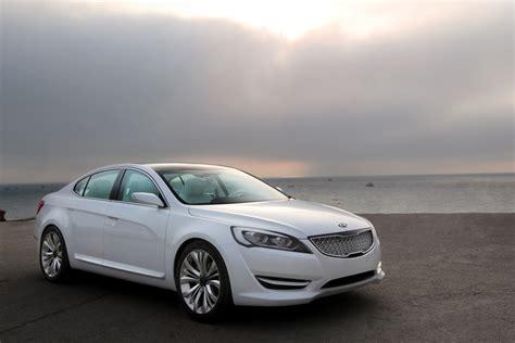 Kia Vg Concept Interior Revealed Autoevolution
