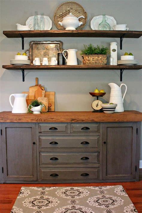 kitchen shelves ideas best 20 kitchen shelves design ideas 2018 gosiadesign com