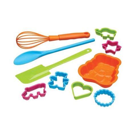 craft kitchen baking piece let cooking kit childrens cook colour multi kitchencraft gift pink backformenset