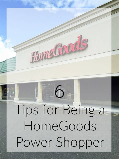 Home Goods by 6 Tips For Being A Homegoods Power Shopper Driven By Decor