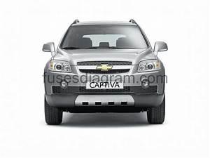 Fuse Box Diagram Chevrolet Captiva 2006