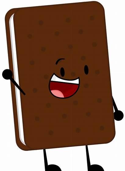 Ice Cream Anthropomorphic Clipart Sandwich Wiki Fandom