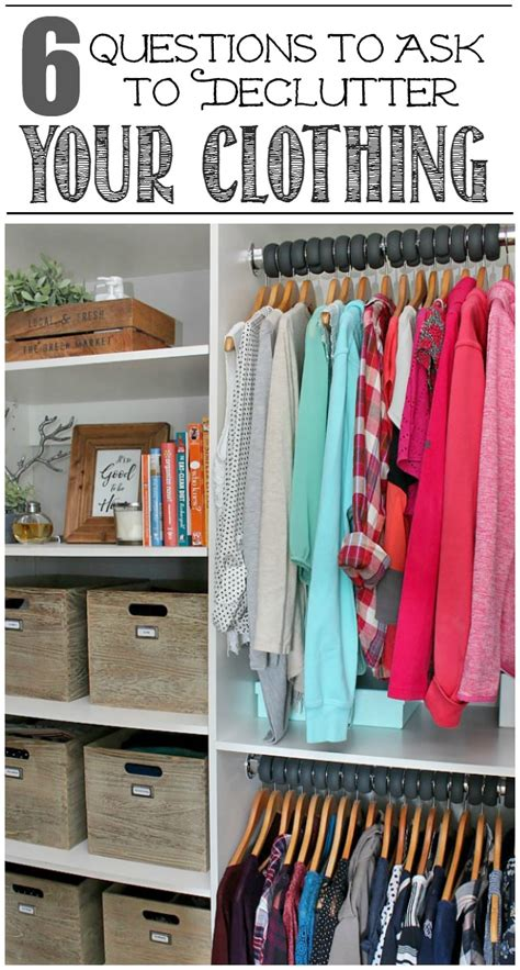 How To Declutter Closet by How To Declutter Your Clothing Clean And Scentsible