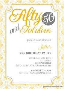 wedding program sle 50th birthday invitation templates wedding invitation ideas