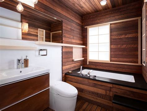 Japanese Bathroom Design by 18 Tranquilizing Asian Bathroom Designs You Re Going To