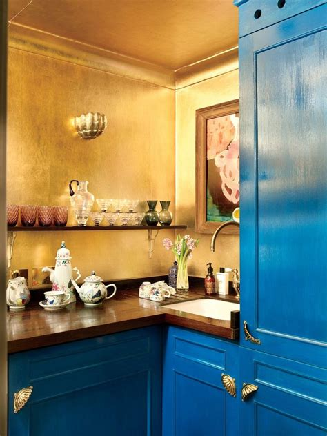25 best ideas about gold walls on gold