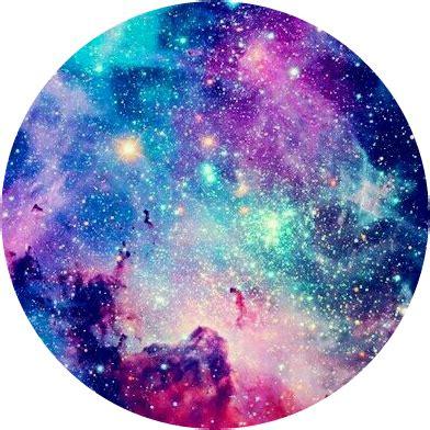 space galaxy effect sticker brillo tumblr galaxiastumbl