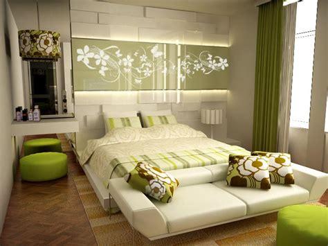 Bedroom Decorating Ideas Using Green by Green Color Bedrooms Interior Design Ideas Interior