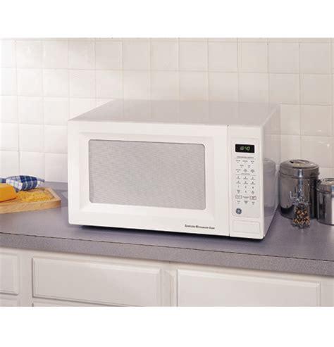 ge  cu ft capacity  watt microwave oven jegb ge appliances
