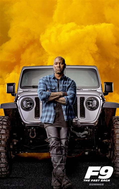 fast furious    character posters rev  engines autoevolution