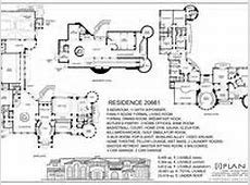 8 best images about Luxury Home Plans 7500 Square Feet