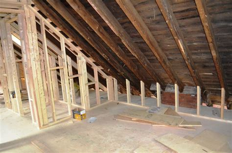 Ceiling Attic by The House The Attic With Its Cathedral Ceilings