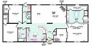 3 Bedroom Modular Home Floor Plans Inspirational 3 Bedroom ...