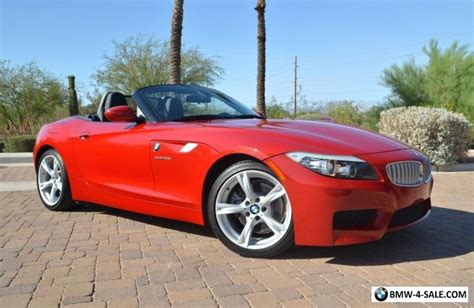 2011 Bmw Z4 M-sport Package For Sale In United States