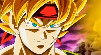 Saiyan Transformation Dragon Ball