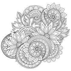480 Best Free Coloring Pages for Adults images Coloring