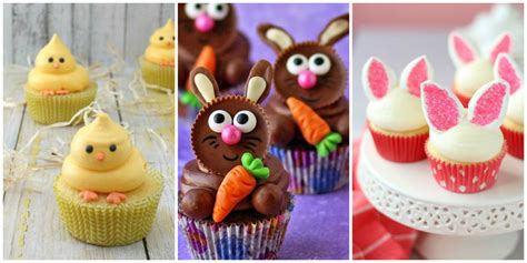 easy easter cupcake ideas 22 cute easter cupcakes easy ideas for easter cupcake recipes