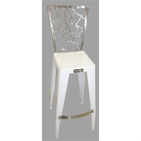 chaise de cuisine haute chaise haute pour un plan de travail cuisine achat