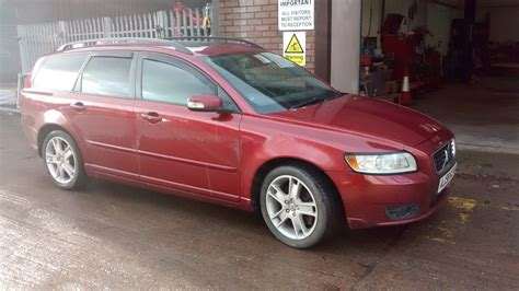 2008 Volvo V50 20d Stage 1 Remap Atlas Remapping