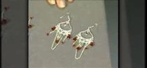 how to make teardrop chandelier earrings 171 jewelry