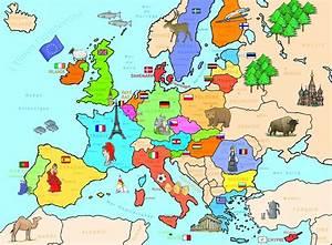 Carte Europe Media Nav Gratuit : carte europ enne carte du monde ~ Medecine-chirurgie-esthetiques.com Avis de Voitures
