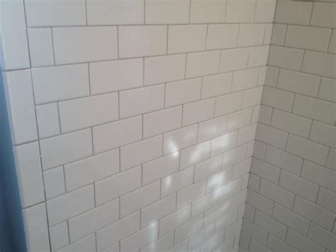 subway tile corners ceramic tile advice