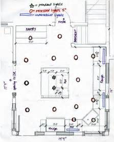 Can Light Spacing by Recessed Lighting Layout Diagram Lighting Info Kitchen