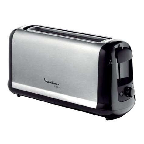 moulinex ls260800 achat vente grille toaster cdiscount