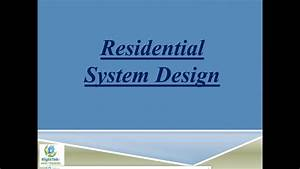 Residential Hvac Load Calculations