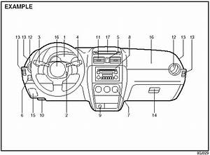 Instrument Panel - Instrument Panel - Suzuki Sx4 Owners Manual - Suzuki Sx4
