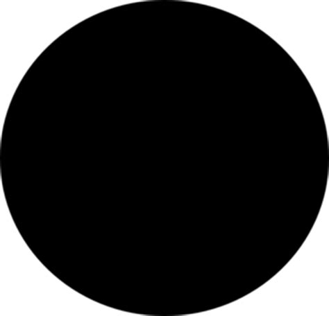 circle clipart black and white a black circle clip at clker vector clip