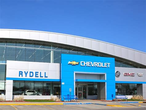 Find Out Opening Hours & Directions For Rydell Chevrolet