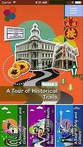 Macau Tourist Office launches first walking tour app
