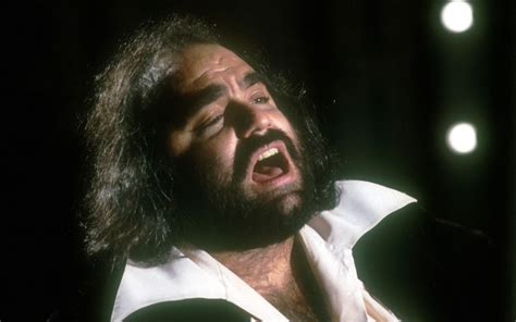 Demis Roussos, The Celebrated Greek Singer, Dies Aged 68