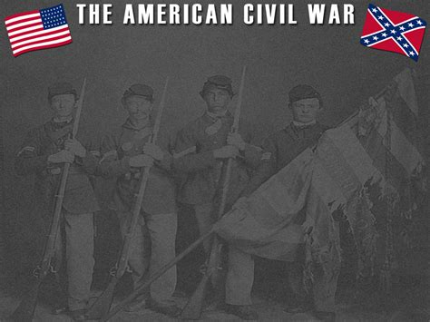 american civil war powerpoint template  adobe