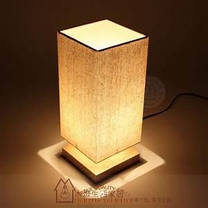 Retro Lampe Holz : retro holz tischlampe schlafzimmer bett lampe beleuchtung tischlampe skandinavischen ikea holz ~ Indierocktalk.com Haus und Dekorationen