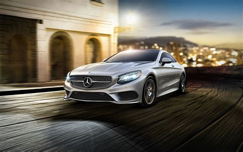 Mercedes C Class Coupe Wallpaper by Mercedes S Class Coupe Hd Wallpapers For Desktop
