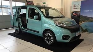 Fiat Qubo Kofferraum : 2017 fiat qubo exterior and interior review youtube ~ Jslefanu.com Haus und Dekorationen